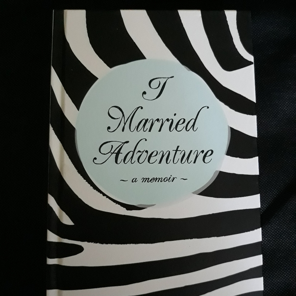 """kate spade Other - Kate Spade Journal """"I Married Adventure"""""""